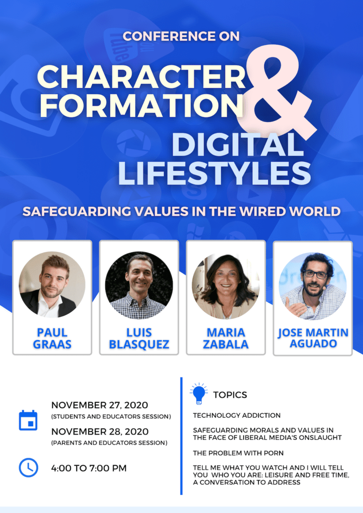 International Conference on Character Formation and Digital Lifestyles (UPDATED) 1
